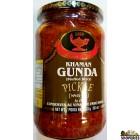 Deep Khaman Gunda Pickle - 25.5 Oz