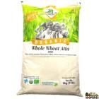 ORGANIC  whole wheat atta 20 lb