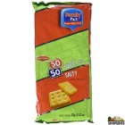 Britannia 50 50  sweet & salty - 13.12 oz Family pack