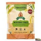 Laxmi Organic moong dal - 2 lb