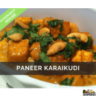 Hyderabad House Paneer Karaikudi