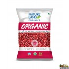 Nature Land ORGANIC Dark Red Kidney Beans (Rajma) - 5 lb