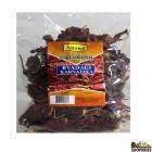 Anand Bedagi / Byadagi  Karnataka Dry Whole Chillies - 200 Gm