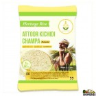 Shastha Heritage Attoor Kichidi Champa Parboiled Rice - 2 Lb