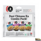 Chings MM Masala Combi Pack - Combi - Of 6 Masala Packets Of 120 Gm