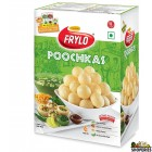 Frylo Poochka Multigrain Pani Puris - 50 Cnt