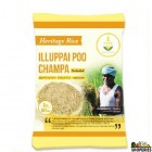 Shastha Heritage Illuppai Poo Champa Parboiled Rice  - 2 Lb