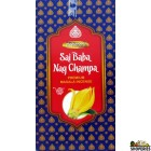 Maharani Sai Baba Nag Champa Incense  (Big Box)