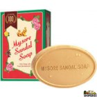 Mysore Sandal Soap - 150 Gm