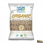 Nature Land Organic Urad Whole Gota - 2 Lb