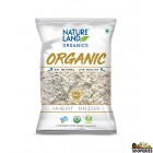 Nature Land Organic Wheat Maida Flour - 2 Lb