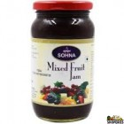 Sohna Mixed Fruit Jam - 500 Gm