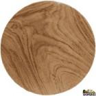 Wooden Chakla - 10''