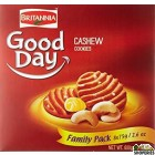 Britannia Good Day Cashew Biscuits Famliy Pack - 600g