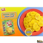 A1 Chips Banana Crispy Chips  - 250 gm (By Air)