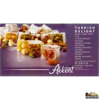 Turkish Delight by Akkent with Mixed Nuts 14.1 Oz
