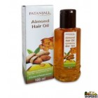 Patanjali Almond Hair Oil  - 100ml