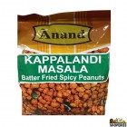 Anand Kappalandi Masala - Batter Fried Spicy Peanuts - 400 Gm