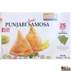 Ashoka Punjabi Jumbo Samosa 25pcs  Family pack (Frozen) -75 gm