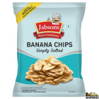 Jabson Banana Chips Salted 150g (2 Count)