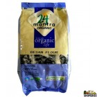 Organic Besan Garam Flour - 2 lb