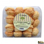 Crescent Coconut Cookies - 12 Oz