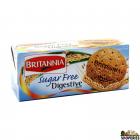 BRITANNIA SUGAR FREE DIGESTIVE BISCUIT - 12.34 Oz
