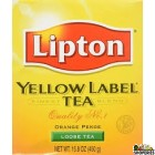 Brooke bond yellow label tea 450g