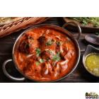 Hyderabadi Butter Chicken Curry {{nonveg}}{{spicy}} - 24 Oz