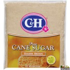 C&H pure golden brown cane Sugar - 7 lb