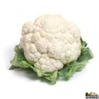 Organic Cauliflower - 1 Head