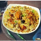 Chutneys Chicken 65  Biryani {{nonveg}} - 38 Oz