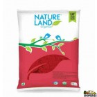 Nature land Organic Red Chilli Powder - 1 lb