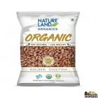Nature Land Organic Rajma Chitra - 2 Lb