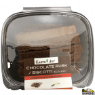Earthjoy Crunchy Chocolate Cake Rusk (eggless, Whole Wheat) - 7 Oz<br>