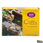 Karachi 2 in 1 premium pista and fruit  Biscuits - 400g