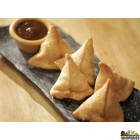Chutneys Freshly Made Samosa {{veg}} - 4 Count