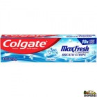 Colgate Max Fresh Blue Tooth Paste (big) - 200 Gm