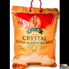 Laxmi Crystal Sona Masoori Rice - 20 lb