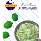 Daily Delight Cut Mango Green - 14.10 oz
