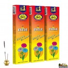 CYCLE BRAND THREE IN ONE INCENSE  (1 small box)