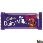 Cadbury Whole Nut Chocolate Bar - 110gm