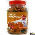 Delicious Delight Chilli Pakkavada - 200 Gm