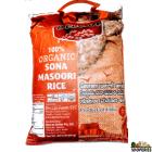 Deccan ORGANIC Sona masoori rice - 20 lb (white)