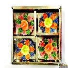 DECO ITC DIYA Box no wax - (4 Pc)