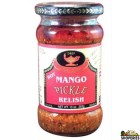 Deep Hot Mango Pickle Relish - 10 Oz