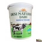 Desi Natural Dahi Non Fat Yogurt - 2 Lb