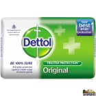 Dettol Soap Value Pack, Original - (6 Pieces X 125 g)