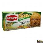 BRITANNIA DIGESTIVE BISCUIT - 14 Oz