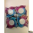 Diya - #4 (H-267) - 4pcs